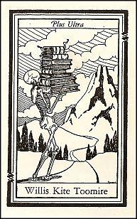 Antioch Bookplate F-621