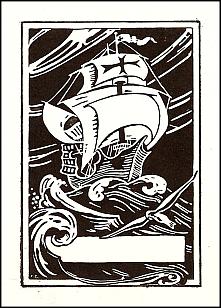 Antioch bookplate M-28