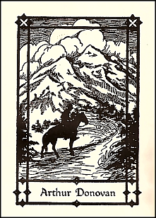 Antioch bookplate M-34