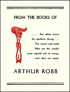 Antioch bookplate M-83