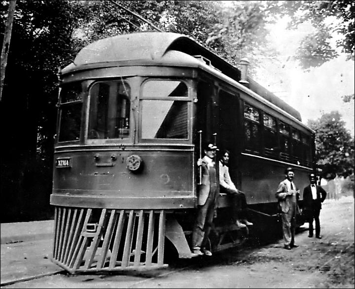 Trolley (photo courtesy of Antiochiana)