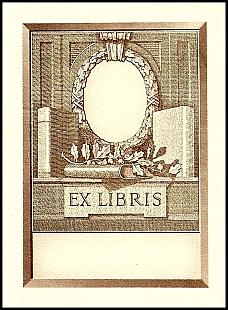 Antioch bookplate W-15