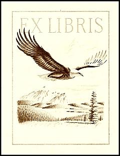 Antioch bookplate W-17