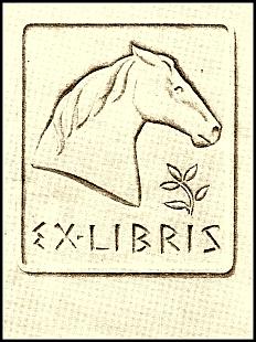 Antioch bookplate W-19