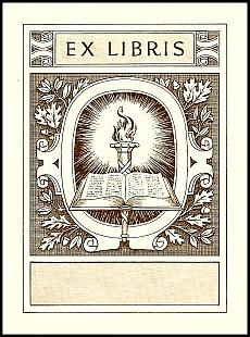 Antioch Bookplate W-21