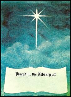 Antioch bookplate B-85