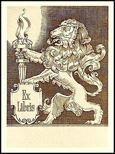 Antioch bookplate W-31