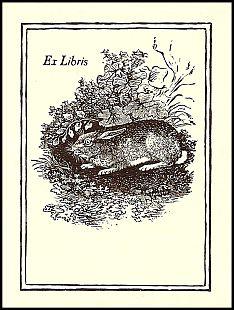 Antioch Bookplate M-783