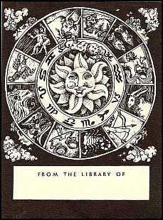 Antioch Bookplate M-788