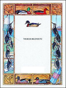 Antioch bookplate B-256