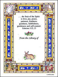Antioch bookplate B-276